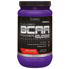 BCAA 12,000 Powder Flavored
